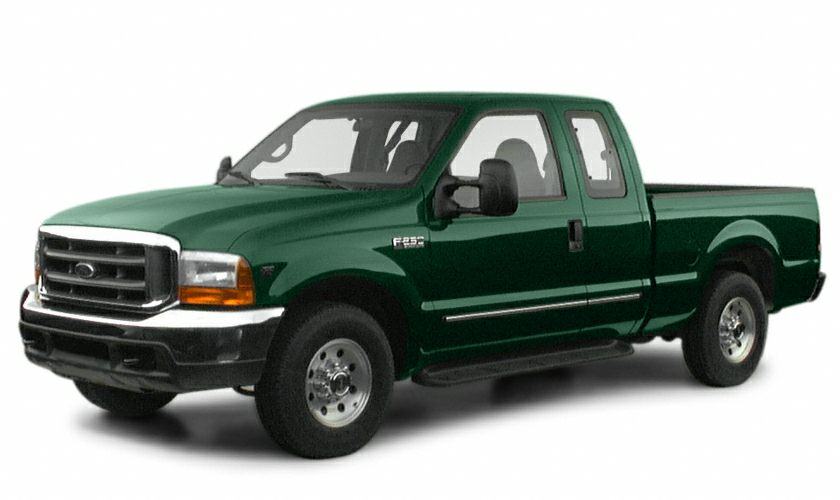 2000 Ford F-250 Super Duty AMAZING 73L DIESEL 5 DAY 300 MILE EXCHANGERETURN POLICY  VALUE P
