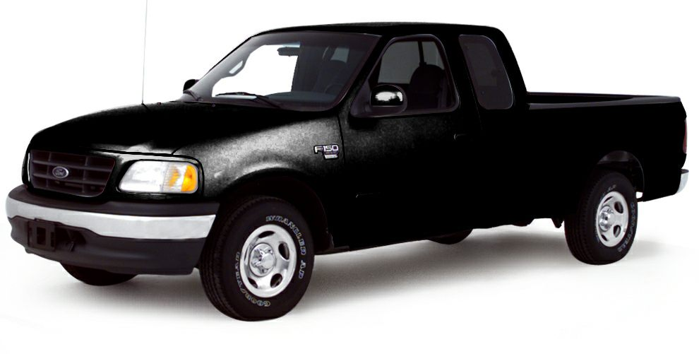 2000 Ford F-150 XLT FUEL EFFICIENT 21 MPG Hwy16 MPG City XLT trim Fourth Passenger Door Alloy