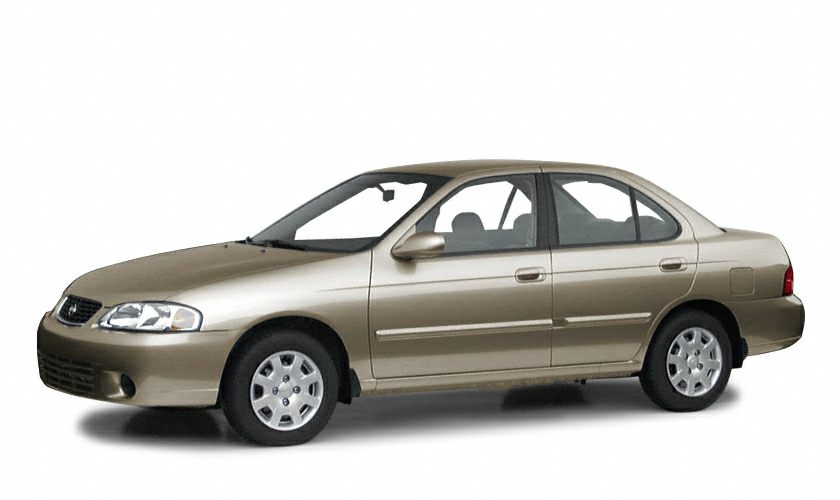 2001 Nissan Sentra GXE WE SELL OUR VEHICLES AT WHOLESALE PRICES AND STAND BEHIND OUR CARS  CO