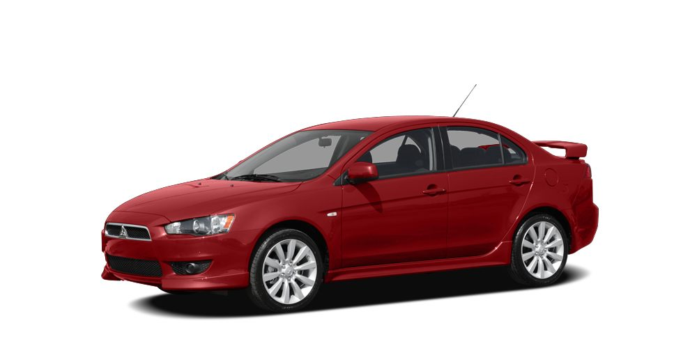 2009 Mitsubishi Lancer ES MP3 Player KEYLESS ENTRY ALLOY WHEELS Miles 98571Color Rally Re