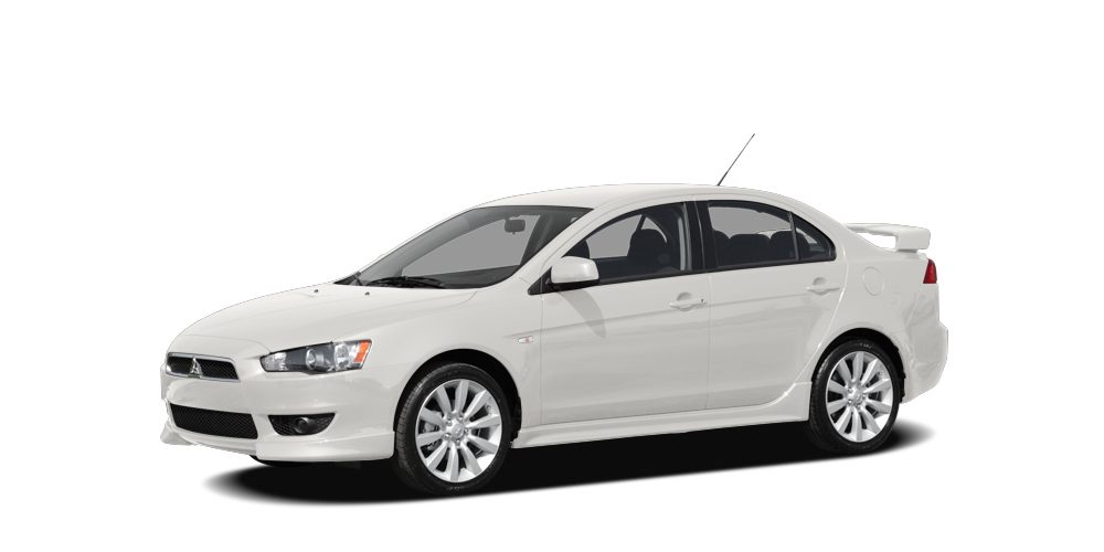 2009 Mitsubishi Lancer ES Sport Fast n furious looking LANCER LS with 5 speed MANUAL and Spoiler