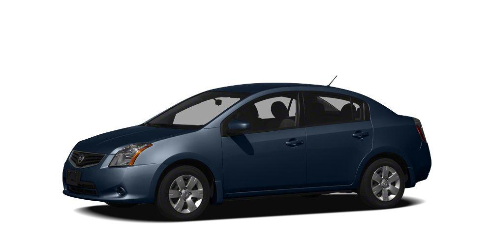 2011 Nissan Sentra 20 Recent Arrival Clean CARFAX Air Conditioning AMFM radio Blue Onyx Meta
