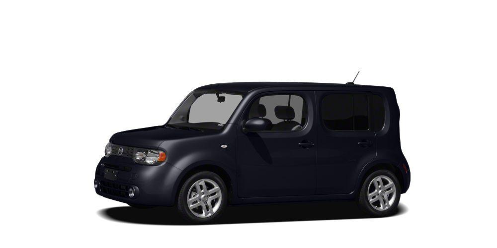 2011 Nissan cube 18 SL Miles 98620Color Sapphire Black Pearl Stock H041860A VIN JN8AZ2KR9BT