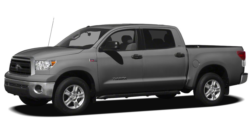 2011 Toyota Tundra Limited MAGNETIC GRAY METALLIC exterior and GRAPHITE interior CARFAX 1-Owner