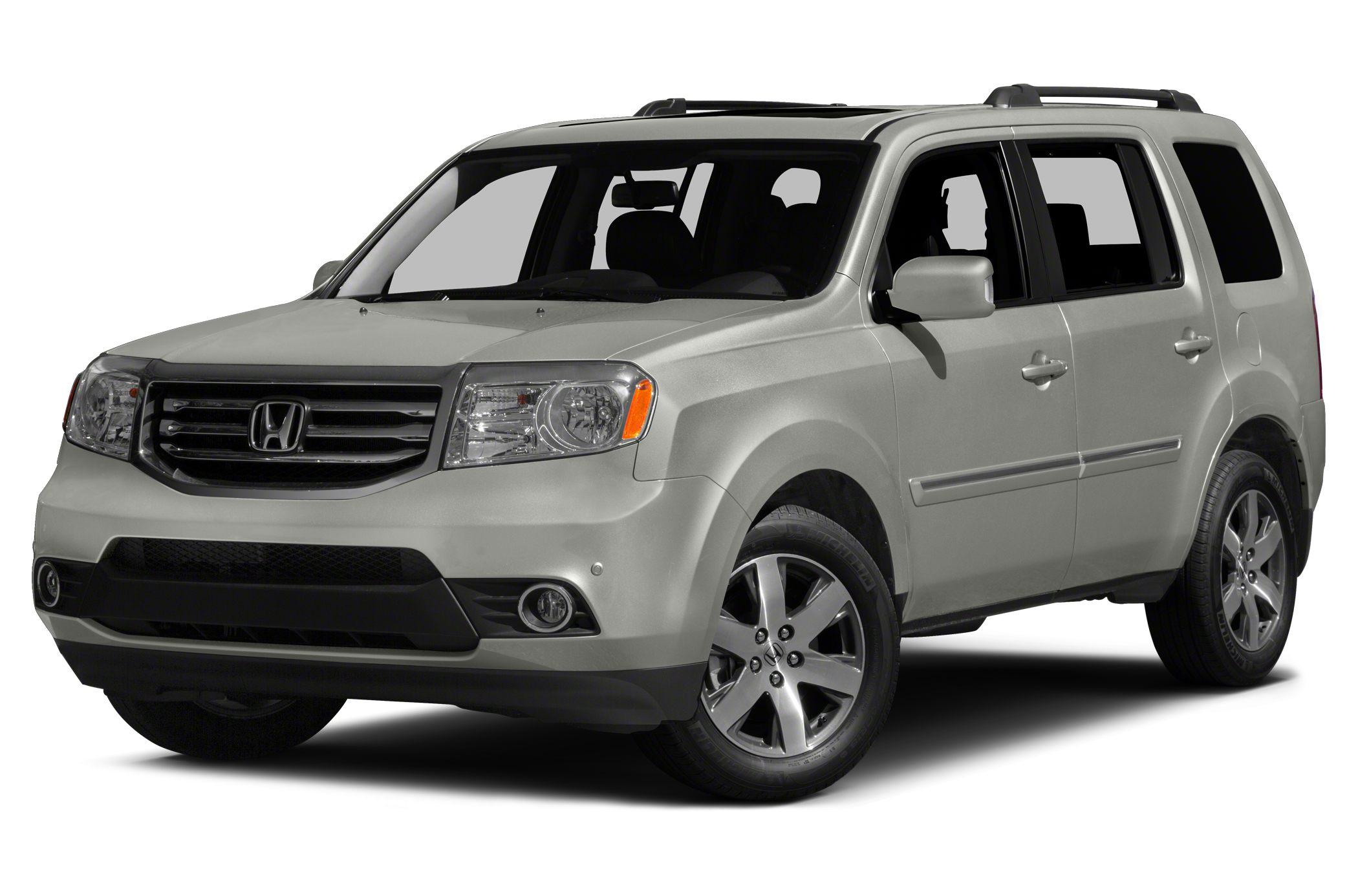 2013 Honda Pilot Touring w RES Navigation David Stanley Norman Chrysler Jeep Dodge means busines