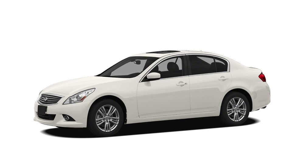 2012 Infiniti G37 Journey This vehicle really shows it was cared for by the previous owner You s