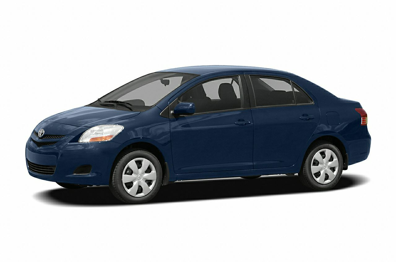 2007 Toyota Yaris  Miles 59572Color Pacific Blue Metallic Stock N1125A VIN JTDBT923971072945