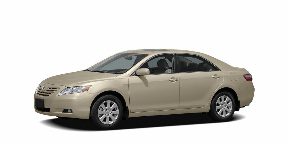 2007 Toyota Camry CE DESERT SAND MICA exterior and BISQUE interior CE trim CARFAX 1-Owner FUEL