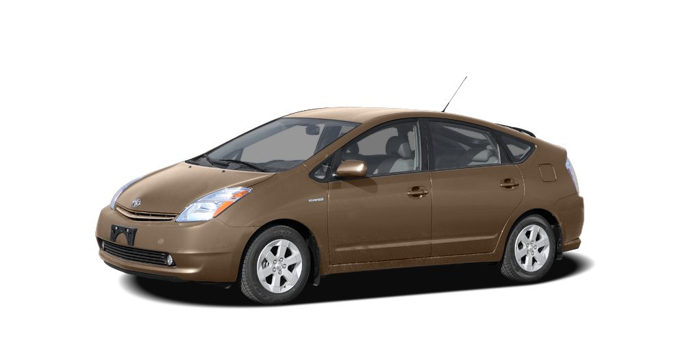 2007 Toyota Prius  Snag a score on this 2007 Toyota Prius 4DR SDN HYBRID before someone else snatc
