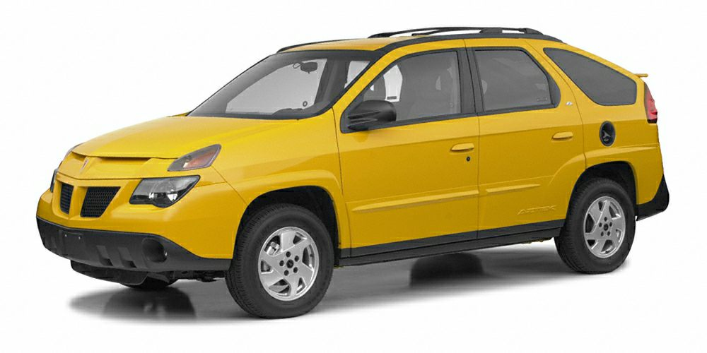 2002 Pontiac Aztek Base Snatch a bargain on this 2002 Pontiac Aztek while we have it Comfortable