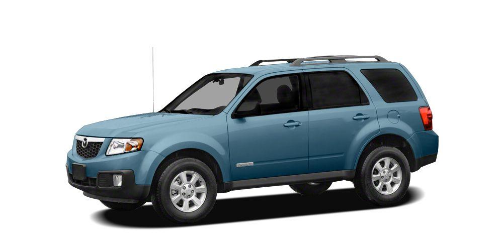 2011 Mazda Tribute i Sport Miles 18305Color Steel Blue Stock S0741A VIN 4F2CY0C79BKM00094