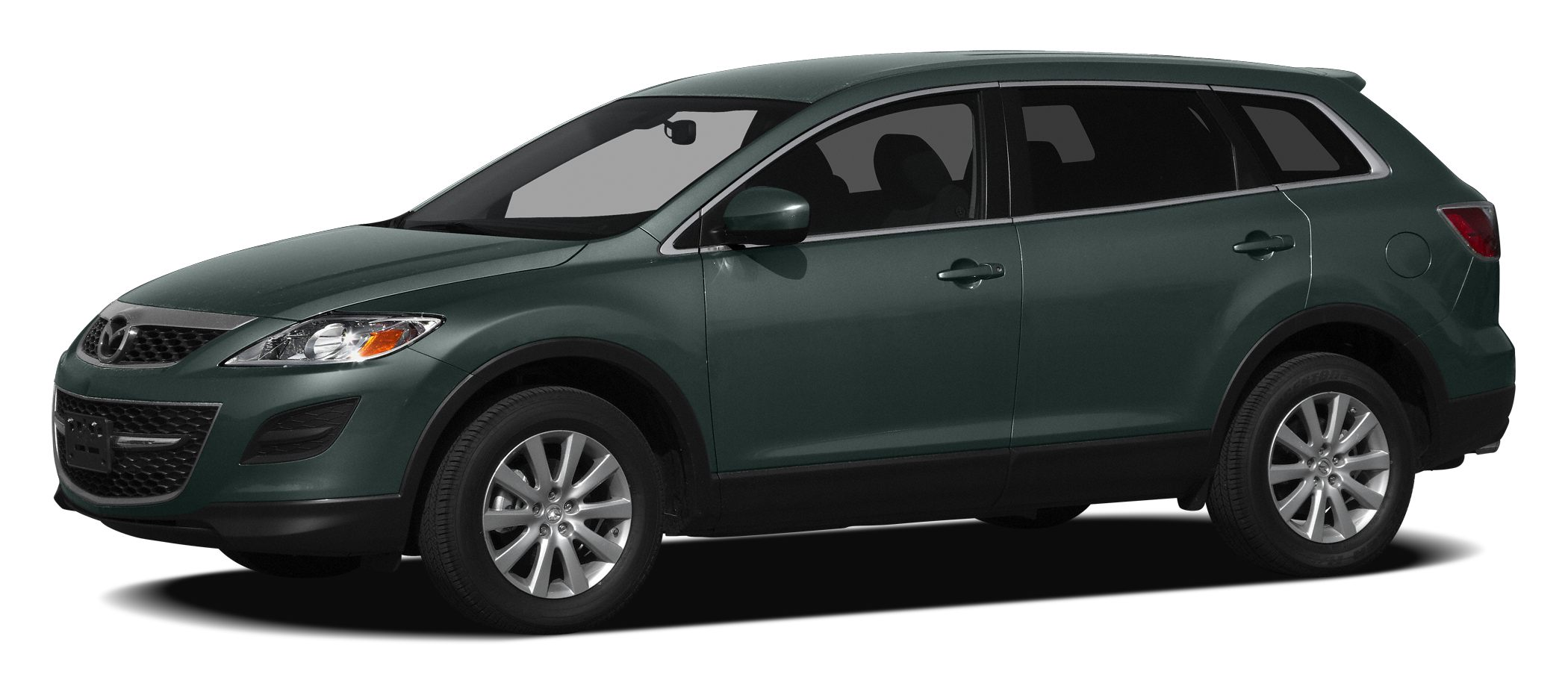 2011 Mazda CX-9 Touring CARFAX CERTIFIED AWD Leather HEATED SEATS 3rd Row Seating clean NON-SMOKER