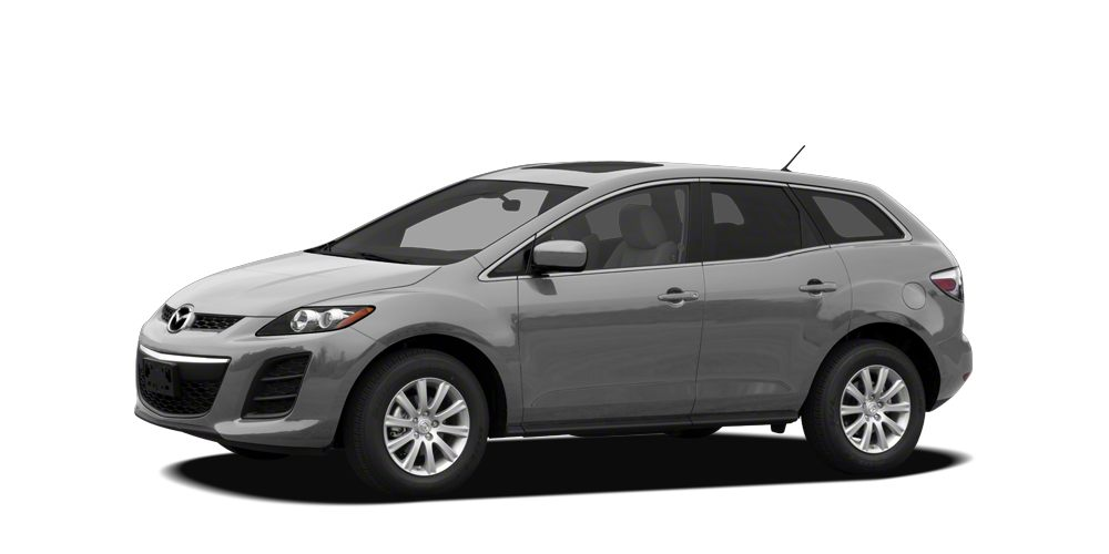 2011 Mazda CX-7 i SV Miles 76415Color Liquid Silver Metallic Stock G0274B VIN JM3ER2A5XB0397