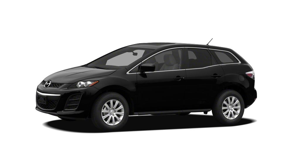 2011 Mazda CX-7 i SV Get a grip with amazing traction control Take hold of the road with advanced