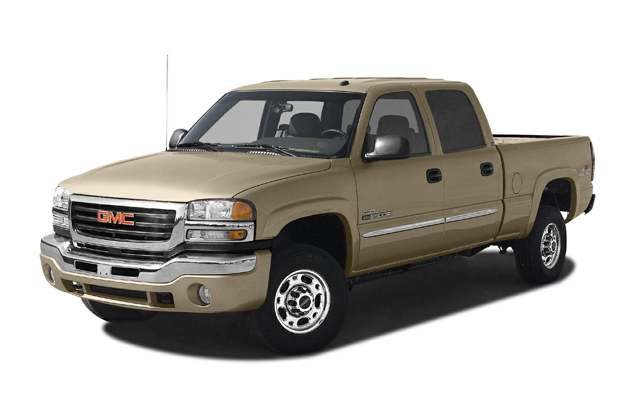 2004 GMC Sierra 2500HD  Look at this 2004 GMC Sierra 2500HD  Its transmission and Gas V8 60L364