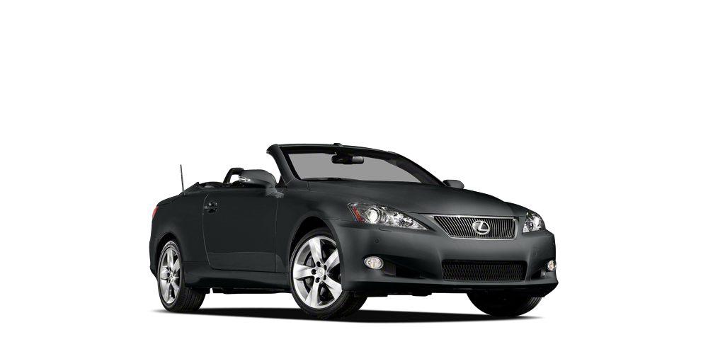 2012 Lexus IS 250C Base 2012 Lexus IS 250 C in Nebula Gray Pearl ONE OWNER and CLEAN CA