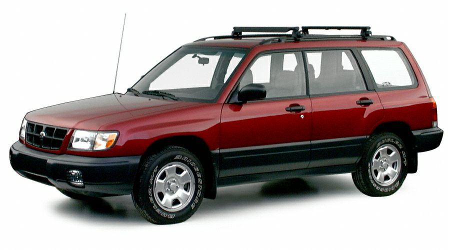 2000 Subaru Forester L  WHEN IT COMES TO EXCELLENCE IN USED CAR SALESYOU KNOW YOURE AT STAR