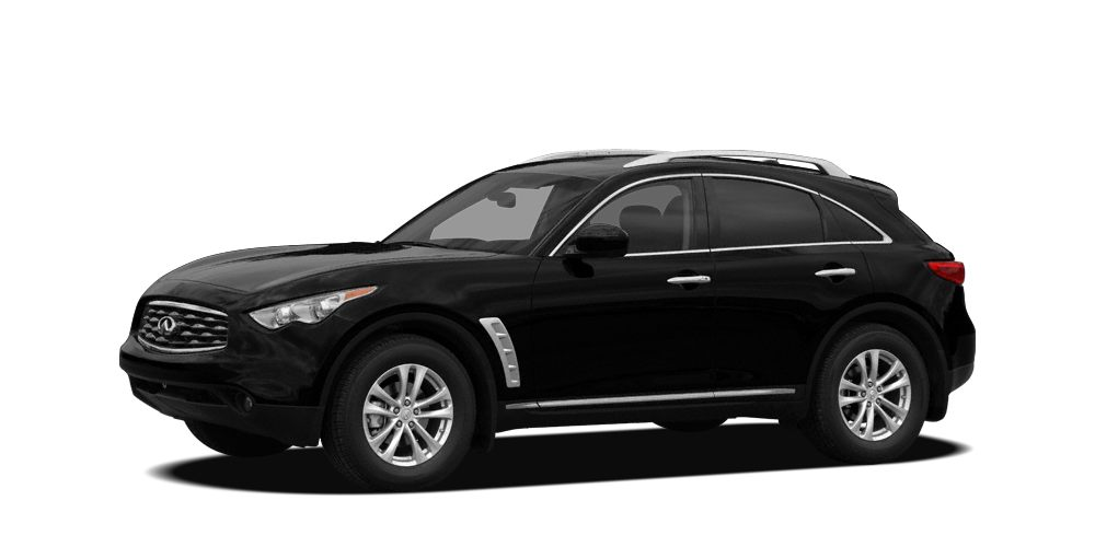 2009 Infiniti FX35 Base Vehicle Detailed Recent Oil Change and Passed Dealer Inspection Looks a