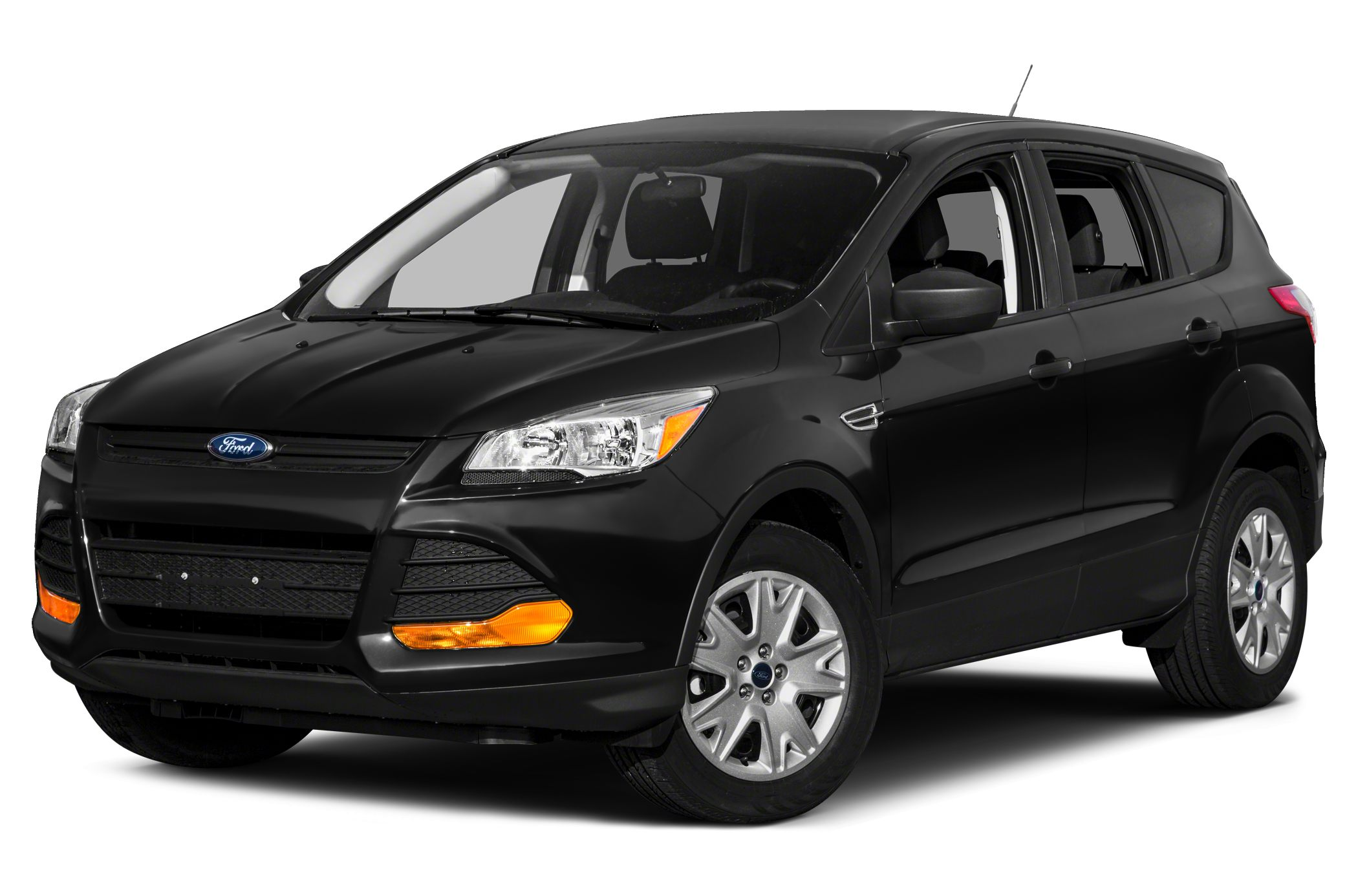 2013 Ford Escape SEL EPA 28 MPG Hwy21 MPG City CARFAX 1-Owner SEL trim Heated Leather Seats Sa