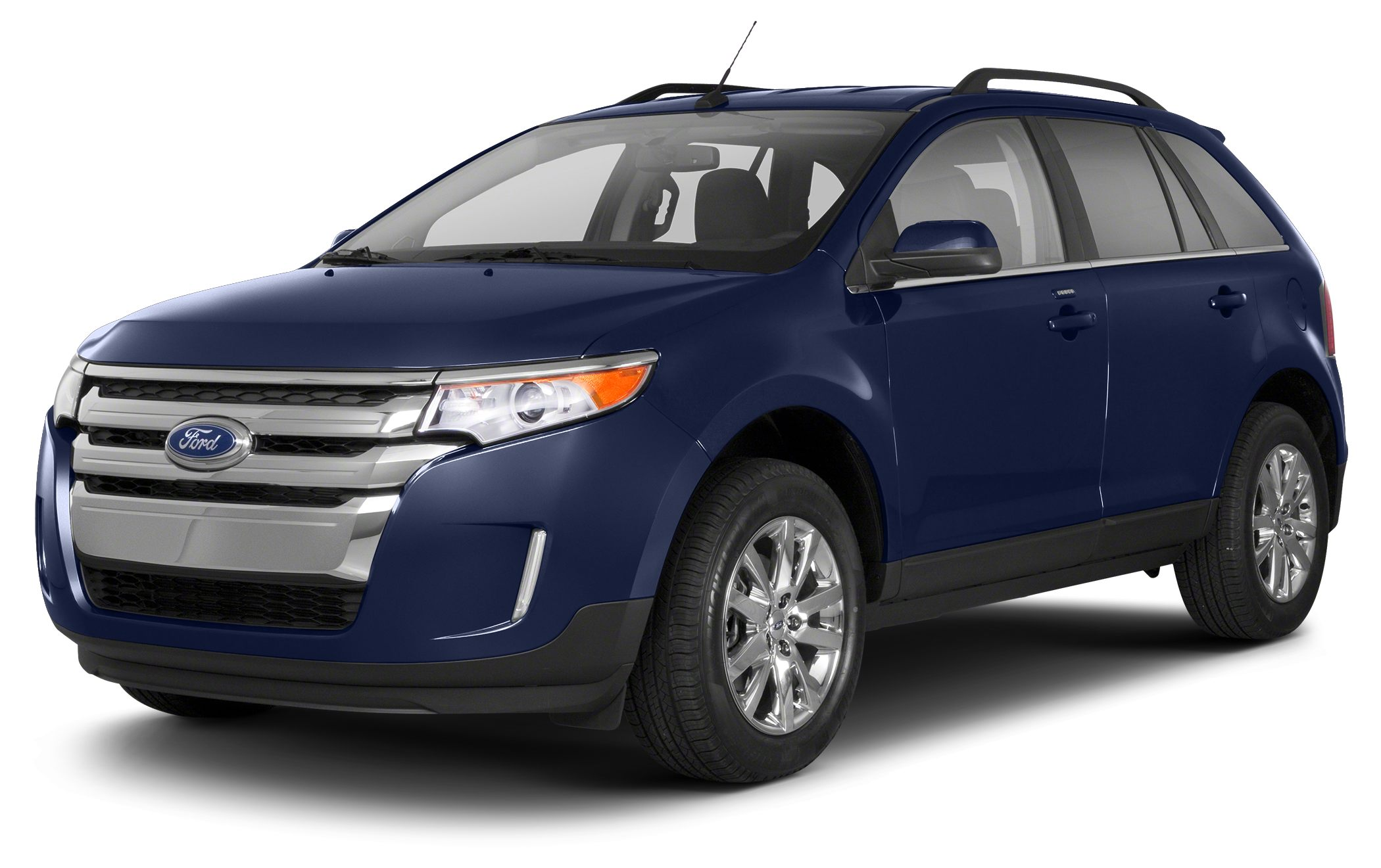 2013 Ford Edge SEL CARFAX 1-Owner FUEL EFFICIENT 25 MPG Hwy18 MPG City Heated Leather Seats Sat