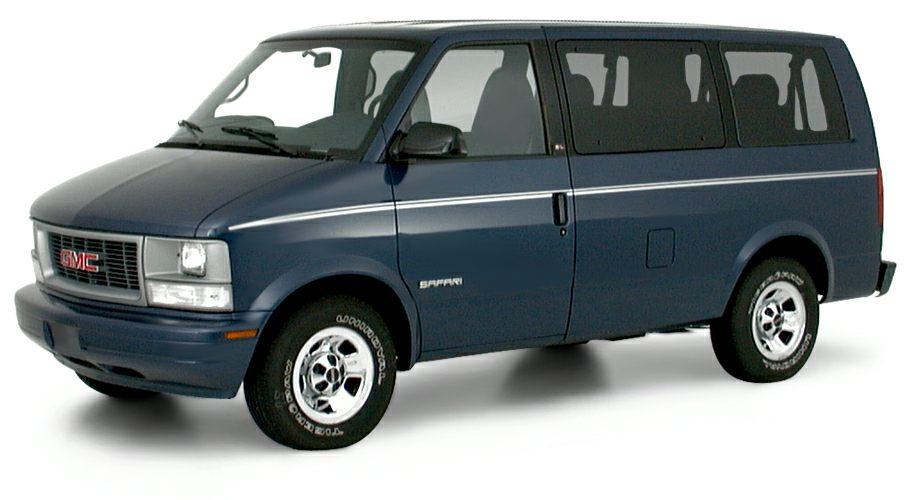 2000 GMC Safari SL Win a steal on this 2000 GMC Safari Passenger VAN RWD while we have it Spaciou