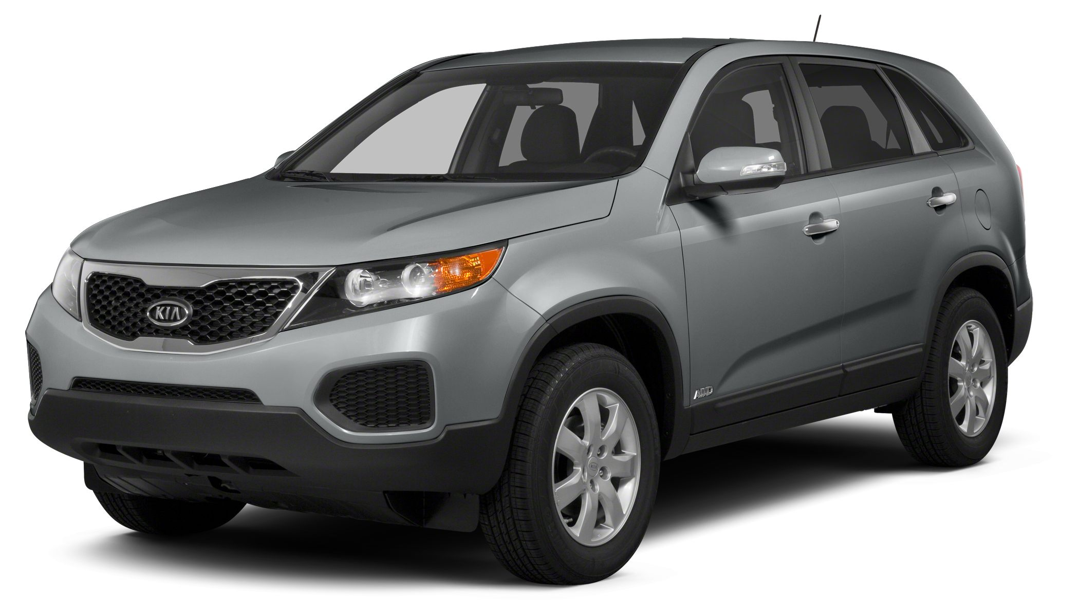 2013 Kia Sorento LX 3rd ROW SEATING all 7 people can ride AWD Reverse camera remote start pre