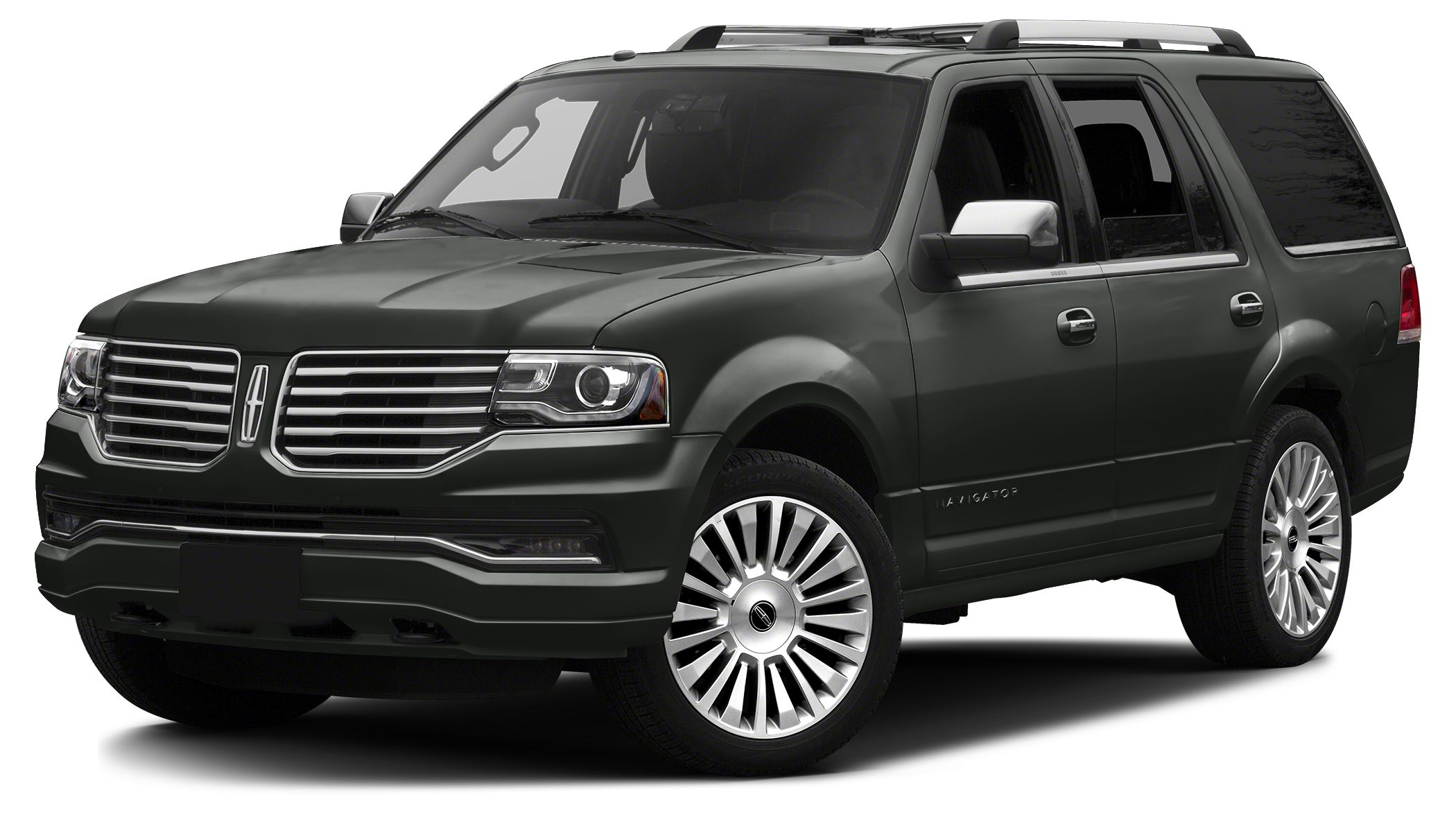 2017 Lincoln Navigator Reserve Miles 0Color Magnetic Gray Metallic Stock LH0153 VIN 5LMJJ2KT