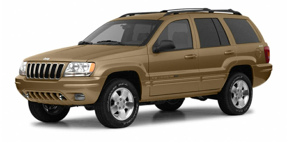 2002 Jeep Grand Cherokee Laredo Recent Arrival Odometer is 72427 miles below market average Mil