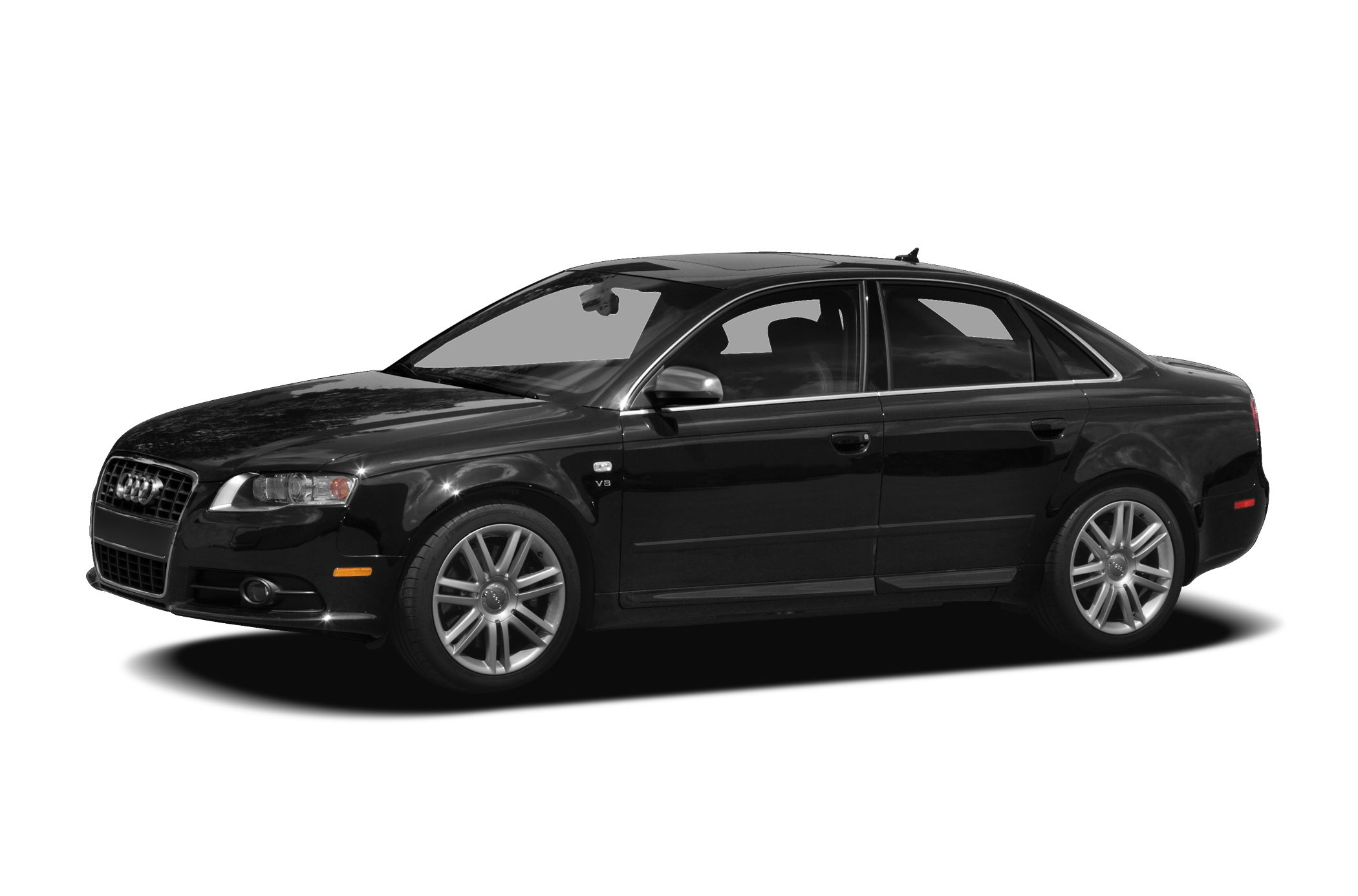 2007 Audi S4 42 quattro This particular 20075 S4 is absolutely pristine Gorgeous inside and out