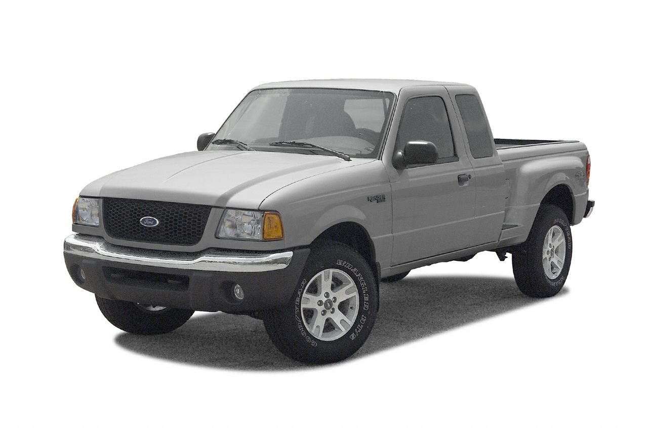 2003 Ford Ranger  Recent Arrival Clean CARFAX4X4 PACKAGE WITH RUNNING BOARDSBurgundy 2003 Fo