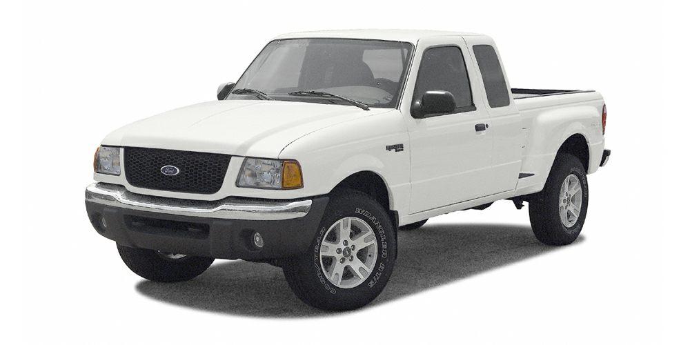 2003 Ford Ranger  Miles 138070Color White Stock 3PA46073 VIN 1FTYR14V23PA46073