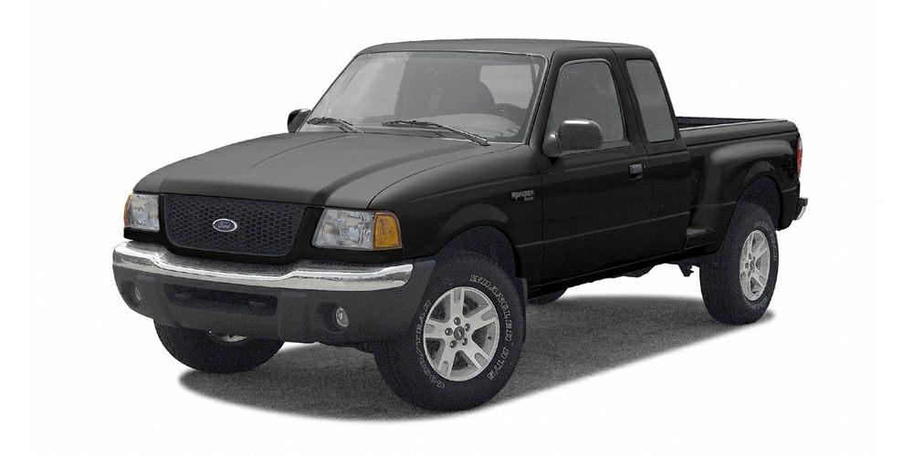 2003 Ford Ranger Edge Miles 153851Color Black Clearcoat Stock P5000A VIN 1FTYR44V63TA39295