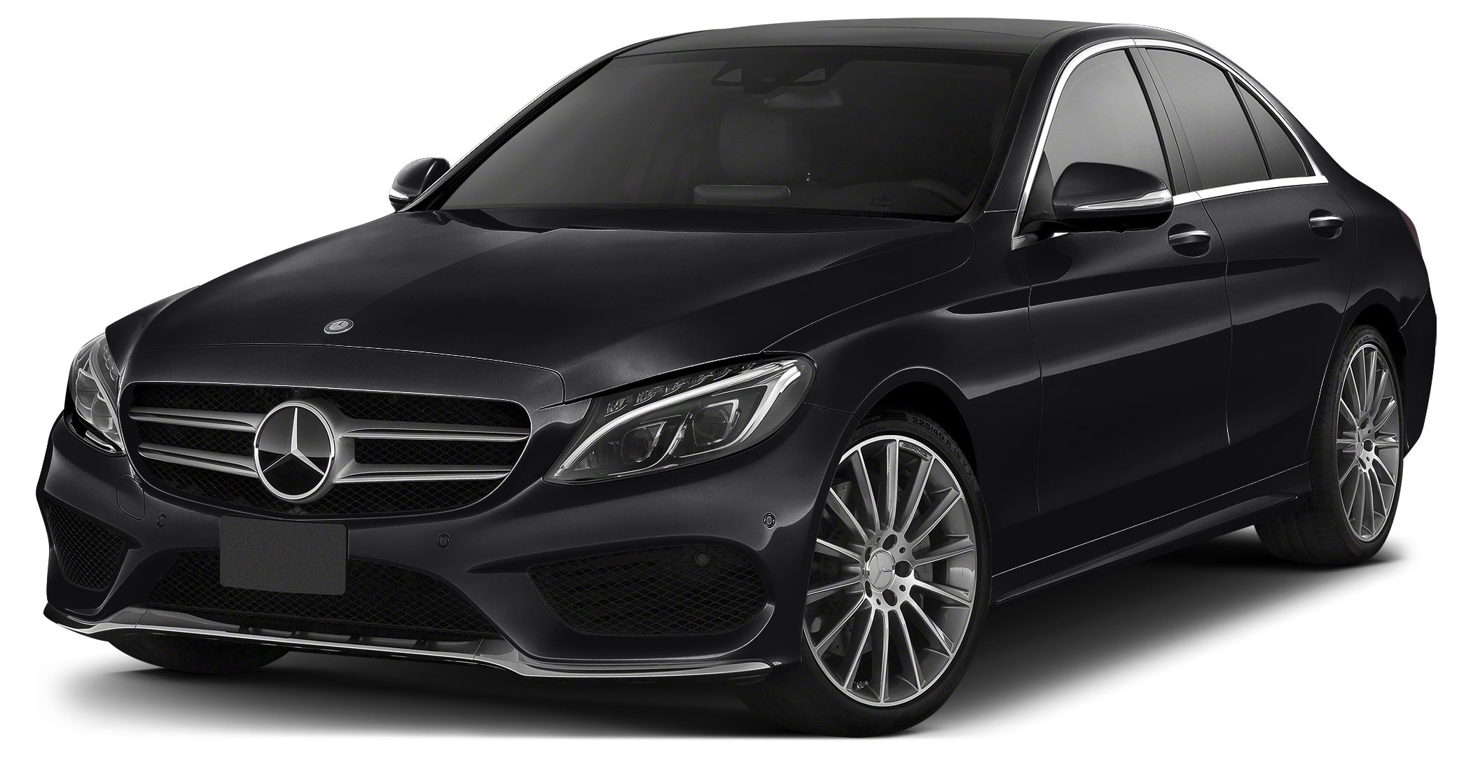2015 MERCEDES C-Class C300 4MATIC This is a 2015 C300W4 sedan just in from a Mercedes-Benz employe