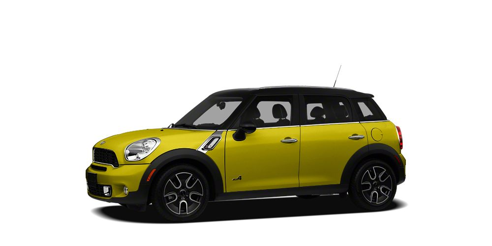2012 MINI Cooper S Countryman Ready for anything Yes I am as good as I look All Wheel Drive