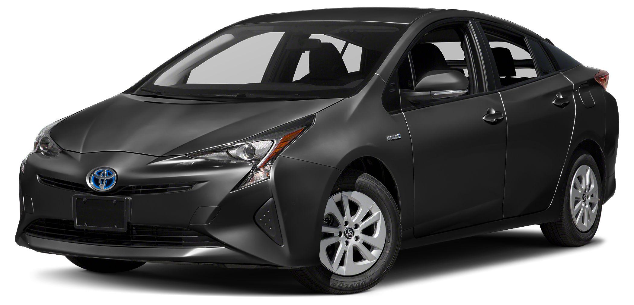 2017 Toyota Prius Three Navigation CD Player Keyless Start Bluetooth Back-Up Camera CARPET MA