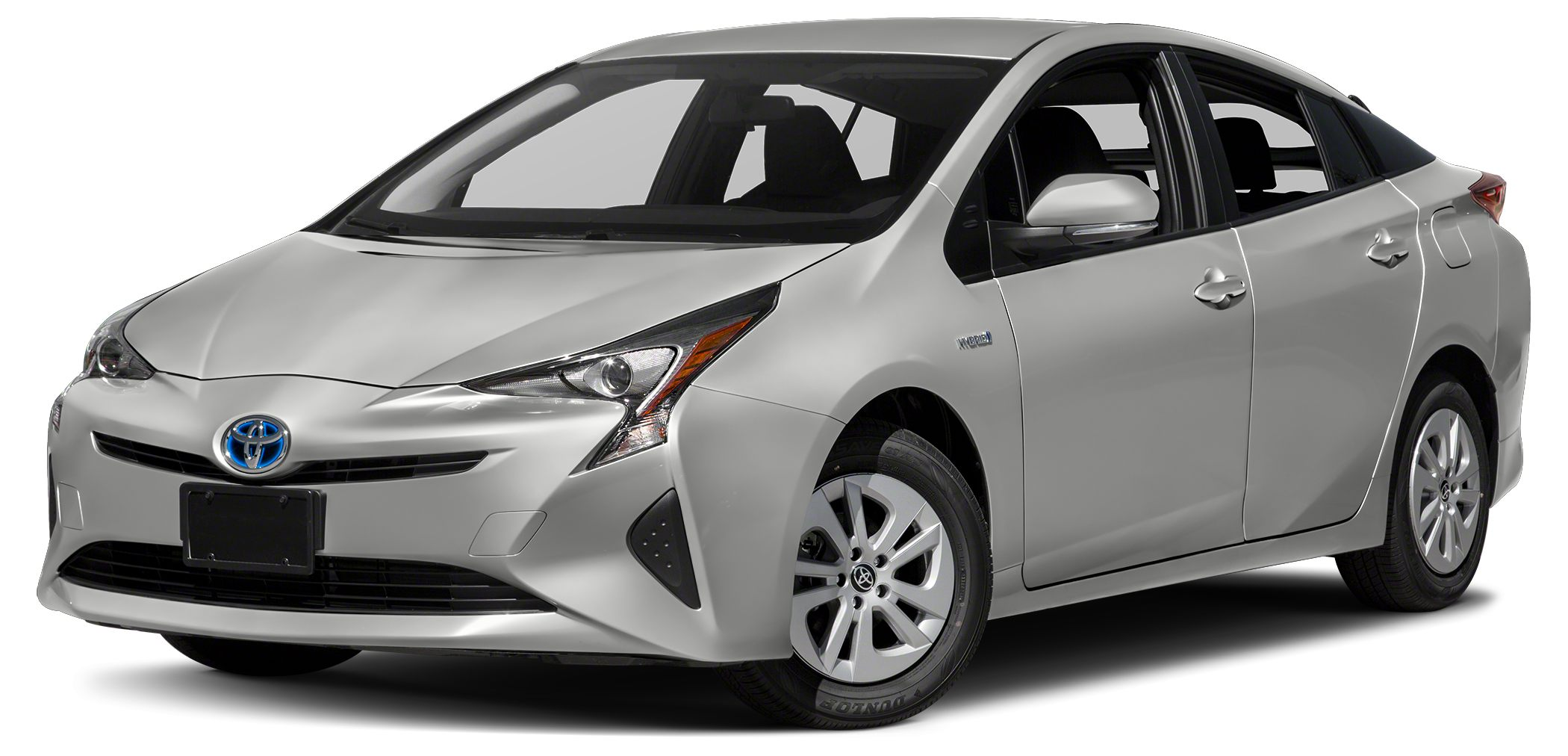 2018 Toyota Prius Four Classic Silver Metallic Four 18L 4-Cylinder DOHC 16V VVT-i Advanced Techn