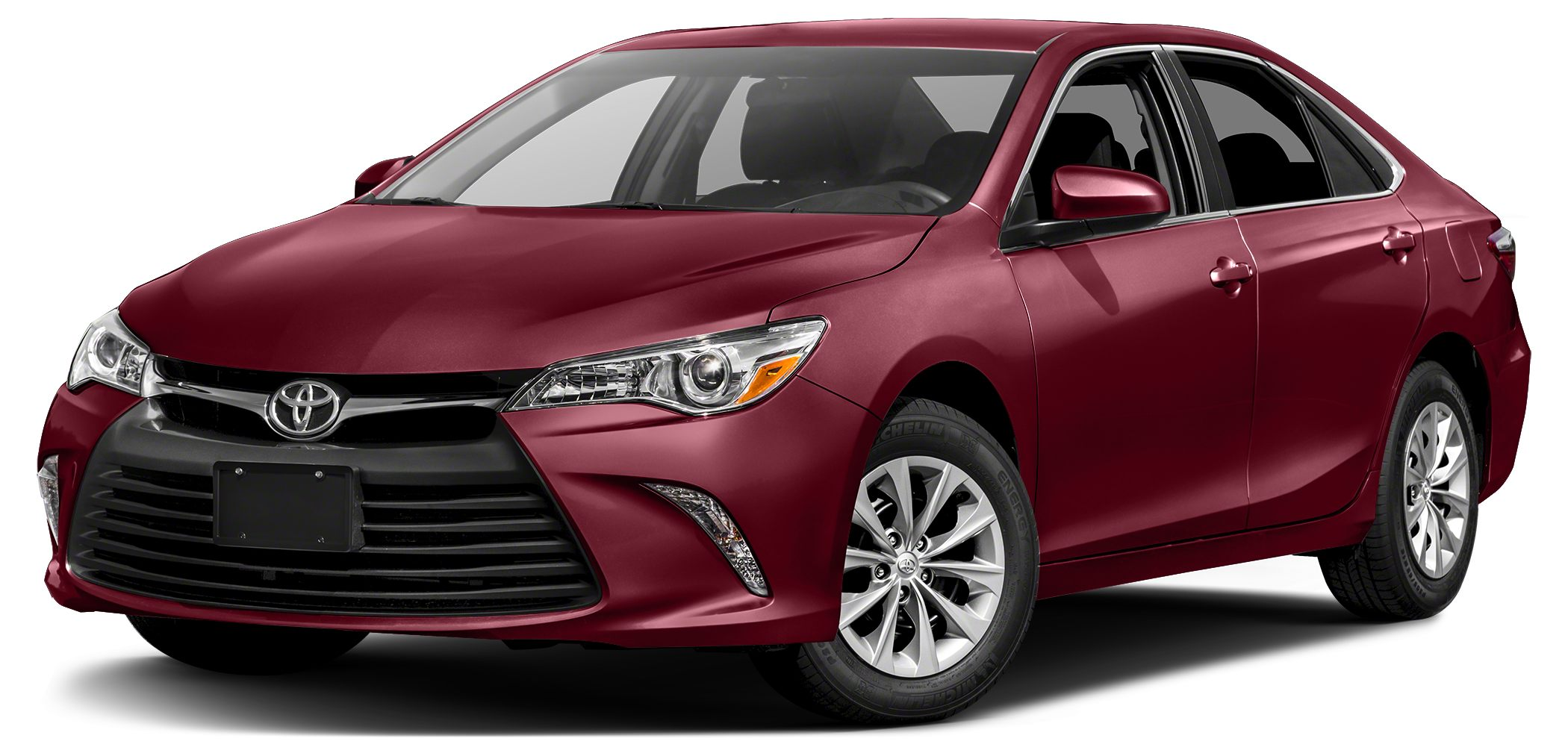 2017 Toyota Camry XLE Heated Leather Seats Dual Zone AC Premium Sound System Alloy Wheels Bac