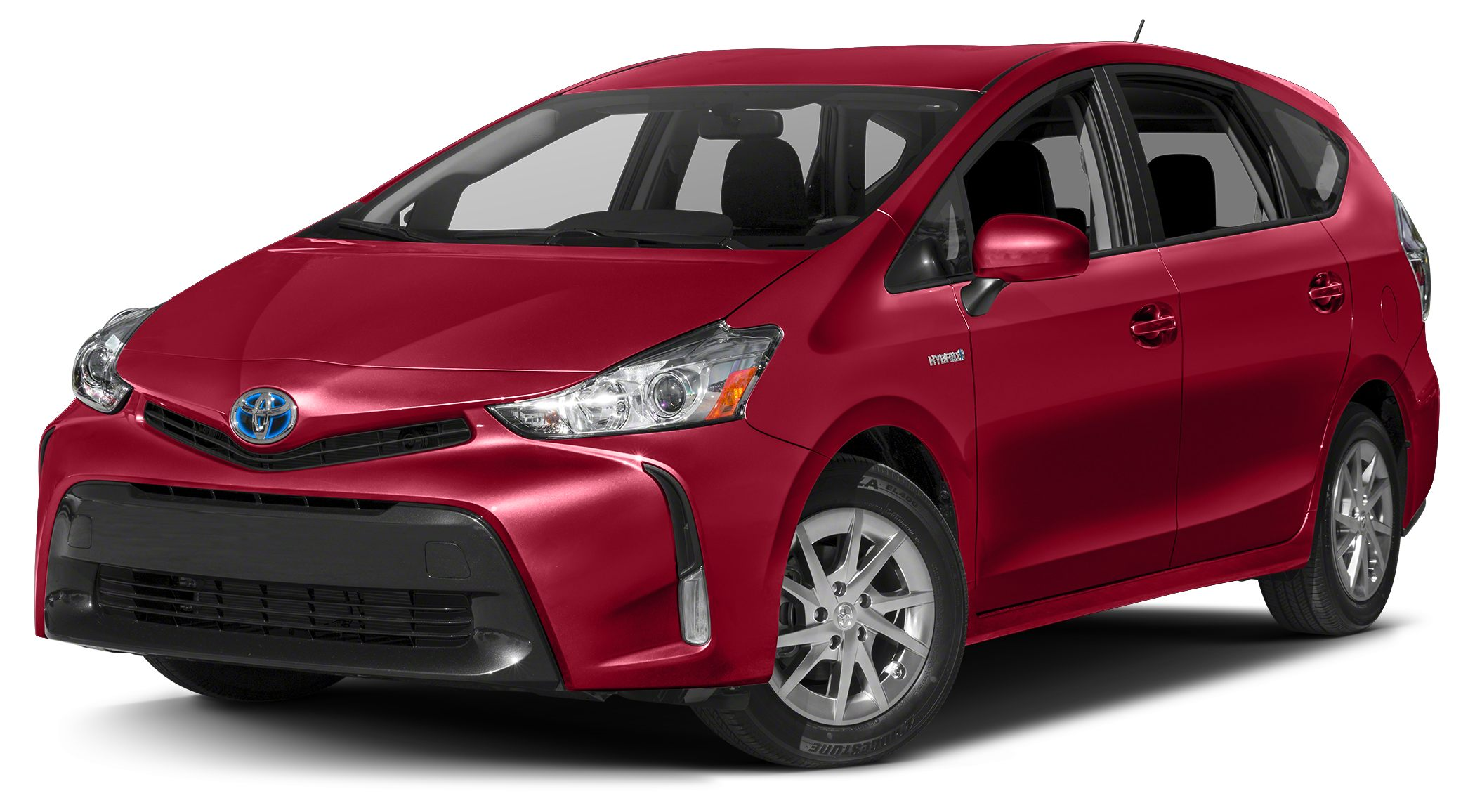 2016 Toyota Prius v Four Navigation Heated Seats CD Player Hybrid Alloy Wheels Back-Up Camera