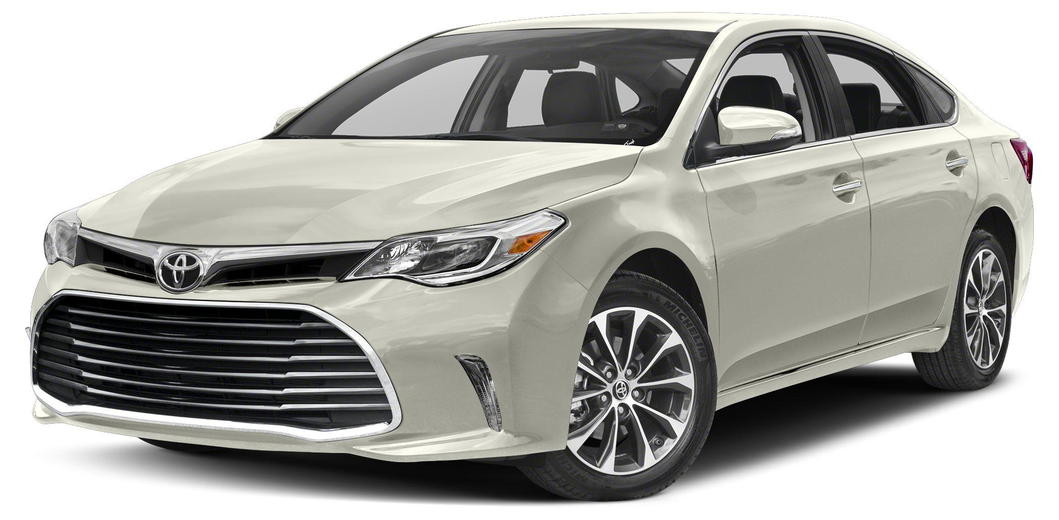 2018 Toyota Avalon XLE Miles 0Color Blizzard Pearl Stock 6282432 VIN 4T1BK1EBXJU282432