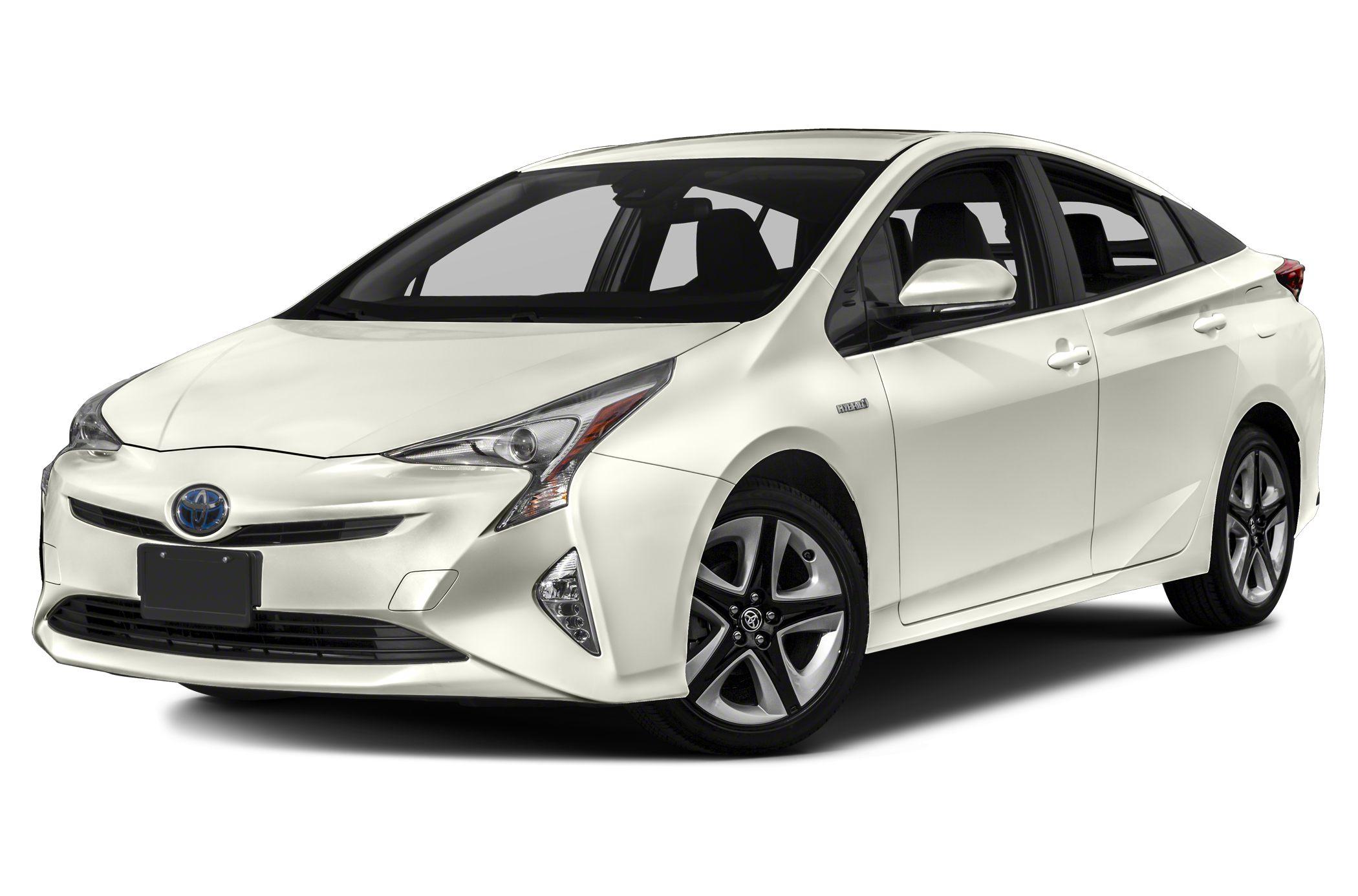 2017 Toyota Prius Three Touring Blizzard Pearl Three Touring Preferred Owners Portfolio Special