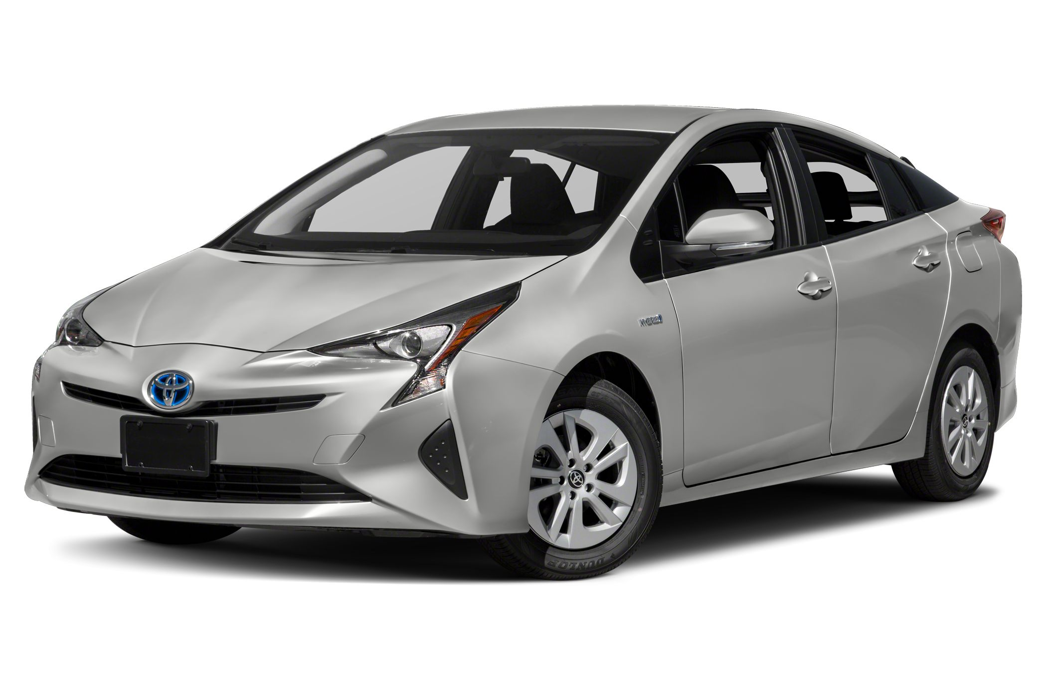 2017 Toyota Prius Two Two trim Keyless Start CD Player Alloy Wheels Back-Up Camera Hybrid Bl
