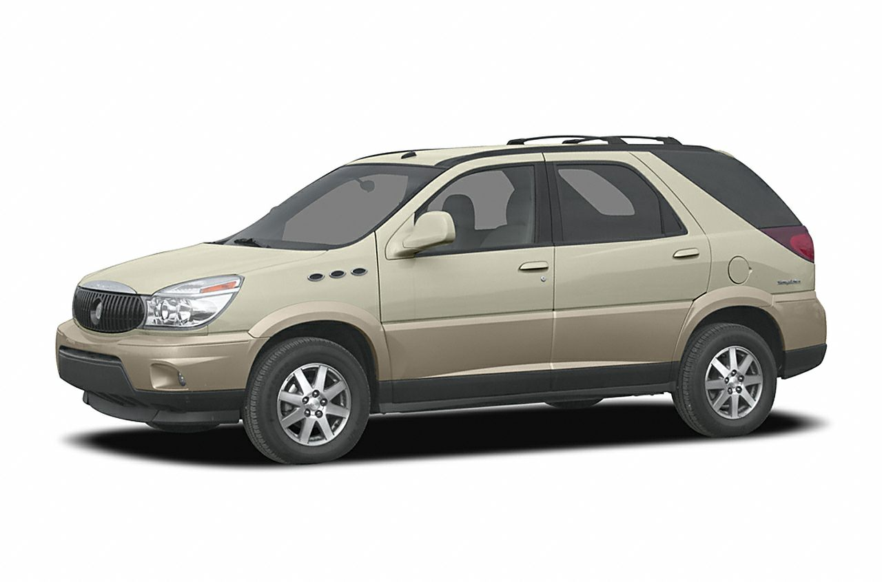 2005 Buick Rendezvous CX Snag a deal on this 2005 Buick Rendezvous 4DR FWD before its too late C