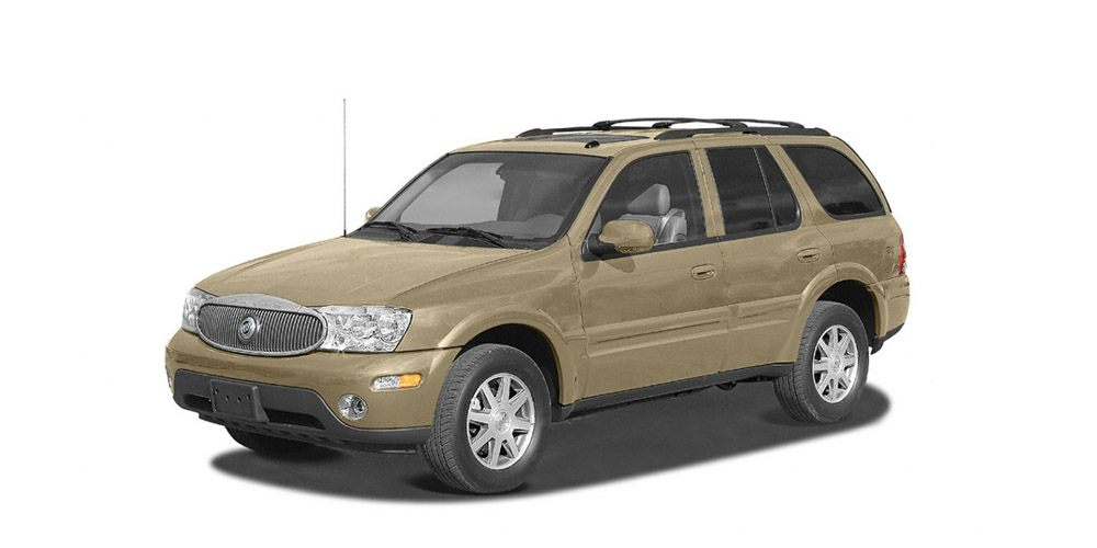 2005 Buick Rainier CXL Easily practice safe driving with anti-lock brakes traction control and d
