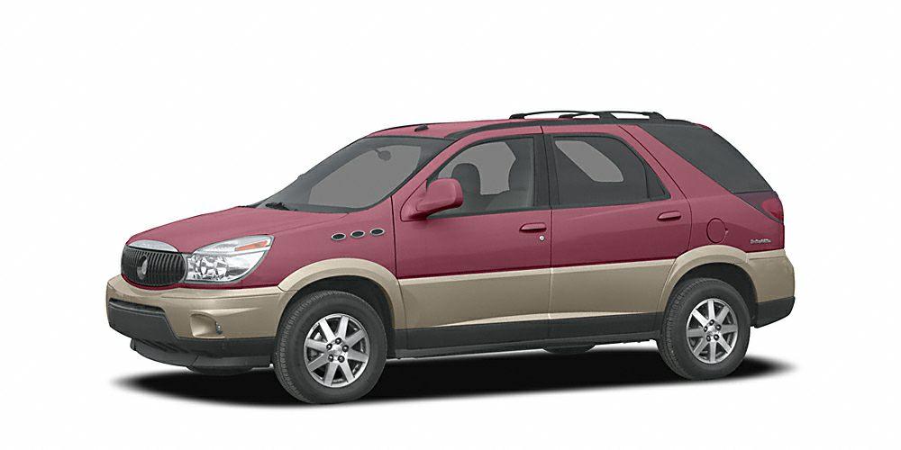 2005 Buick Rendezvous  Miles 141373Color Red Stock P2553A VIN 3G5DA03E95S565408