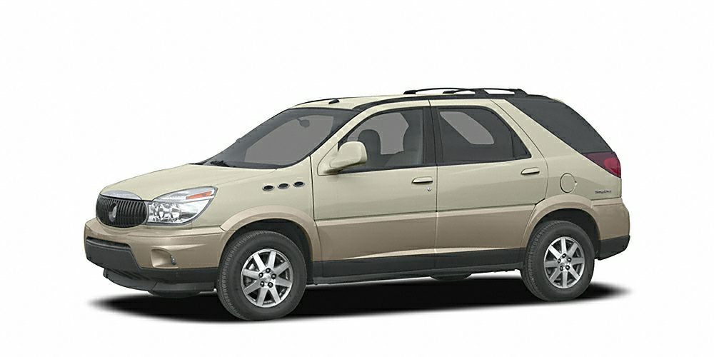 2005 Buick Rendezvous CXL Cannons exclusive 2 years or 24000 miles complimentary maintenance prog