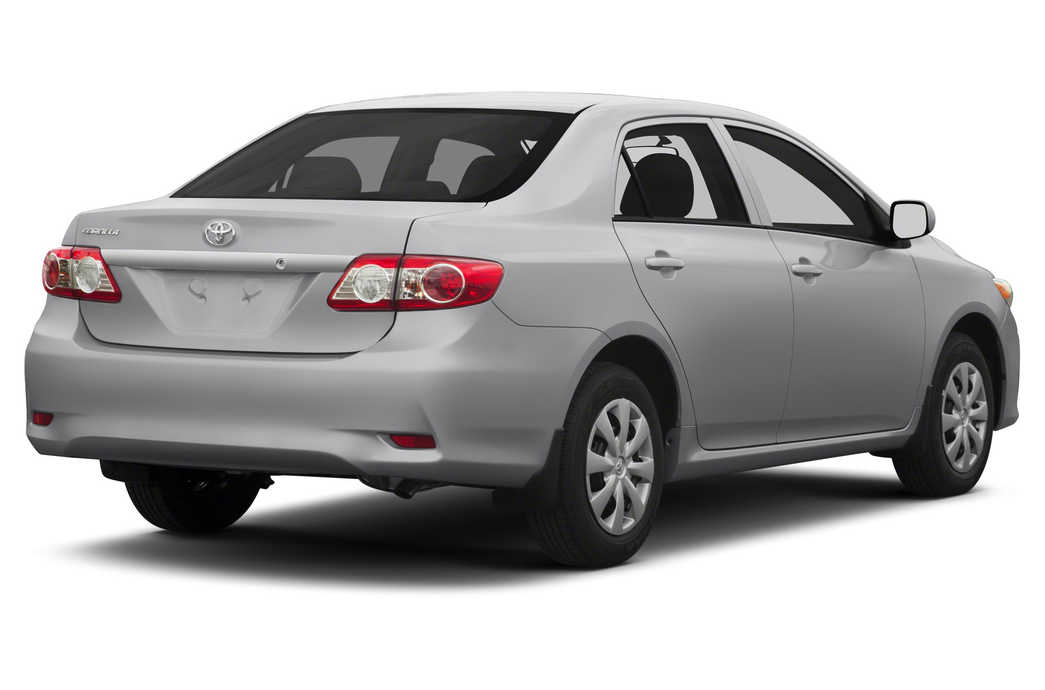 2011 Toyota Corolla LE Vehicle Options ABS Brakes Front Side Airbag Splash Guards Air Conditioning