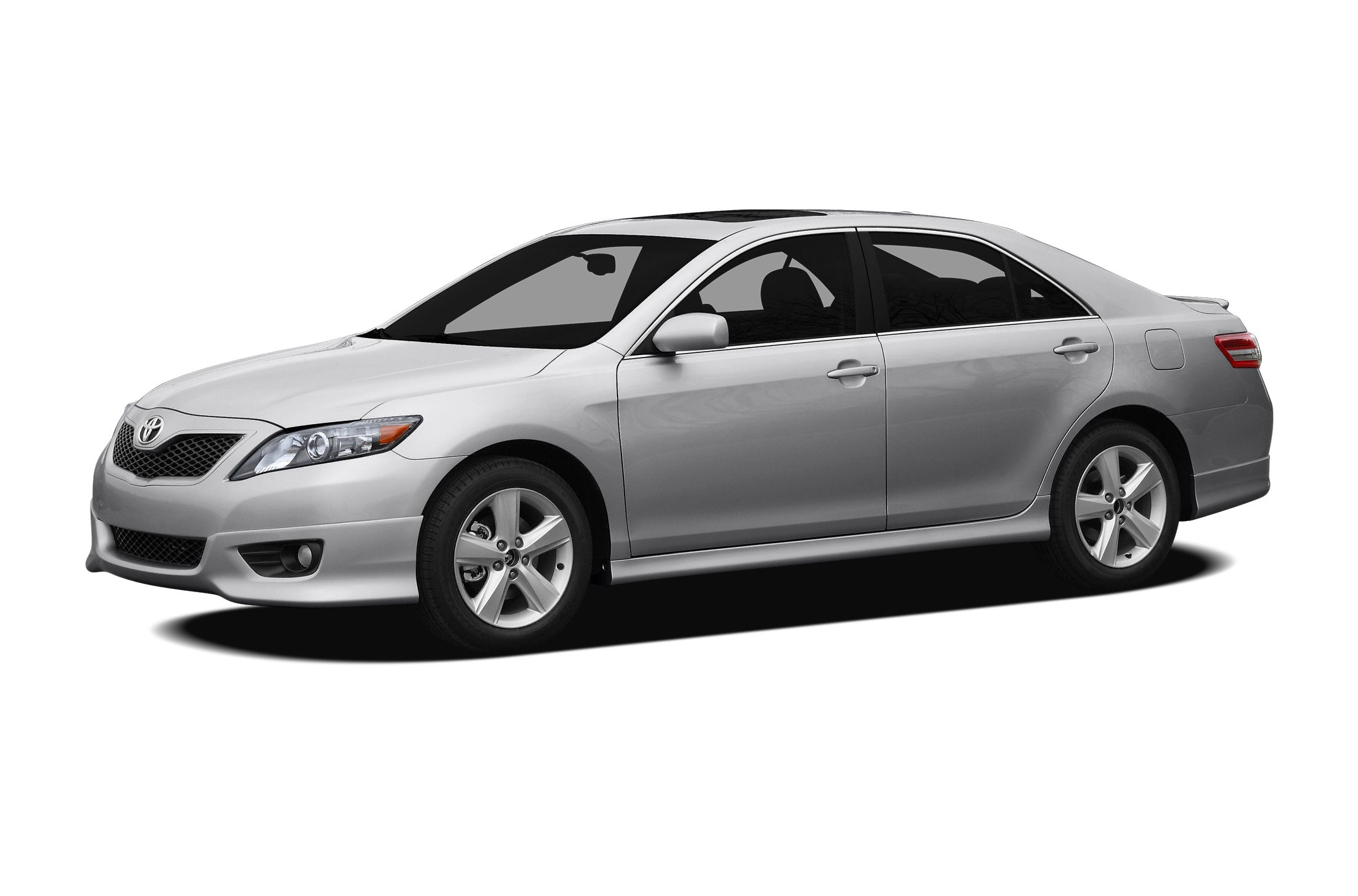 2011 Toyota Camry XLE FUEL EFFICIENT 29 MPG Hwy20 MPG City CARFAX 1-Owner XLE trim Leather Mo