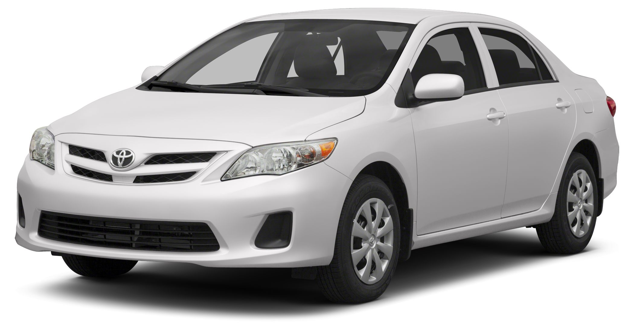 2011 Toyota Corolla LE FUEL EFFICIENT 34 MPG Hwy26 MPG City LOW MILES - 65830 SUPER WHITE exte
