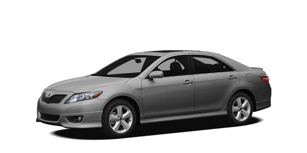 2011 Toyota Camry LE CARFAX 1-Owner LOW MILES - 59061 EPA 32 MPG Hwy22 MPG City MAGNETIC GRAY