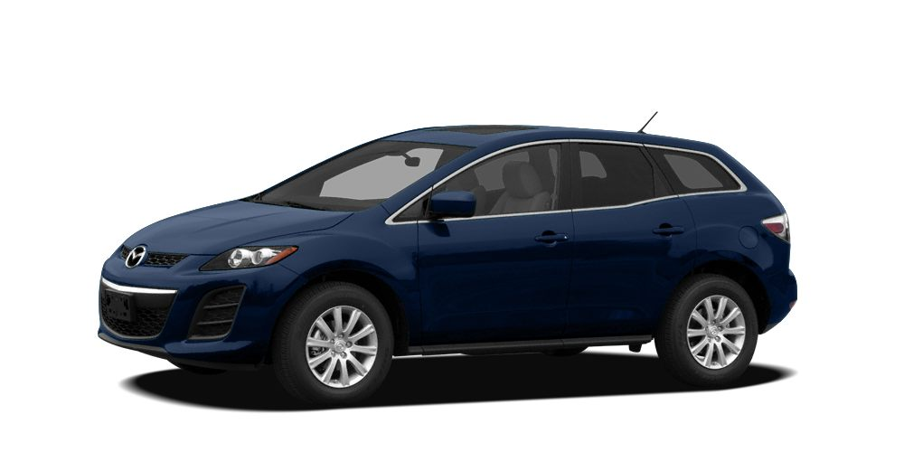 2010 Mazda CX-7 s Grand Touring Look at this 2010 Mazda CX-7 This sleek 5-passenger crossover SU